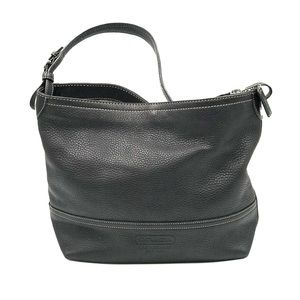 Coach 5715 Pebbled Leather Hobo